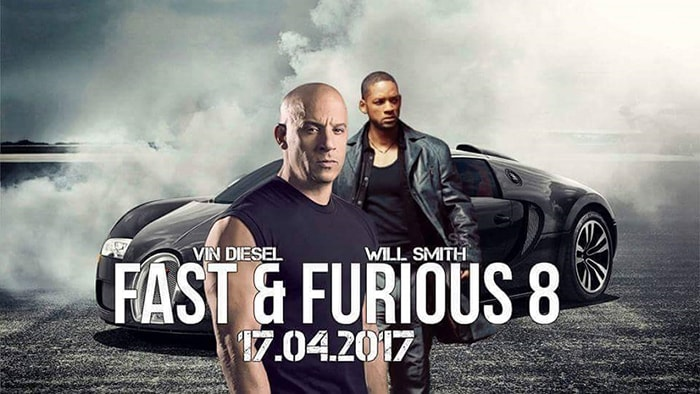 Fast and Furious 8 - The Fate of The Furious