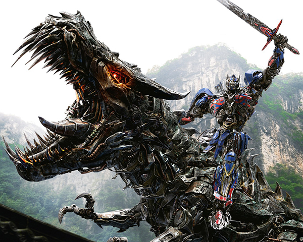 Grimlock sẽ trở lại trong Transformers The Last Knight!