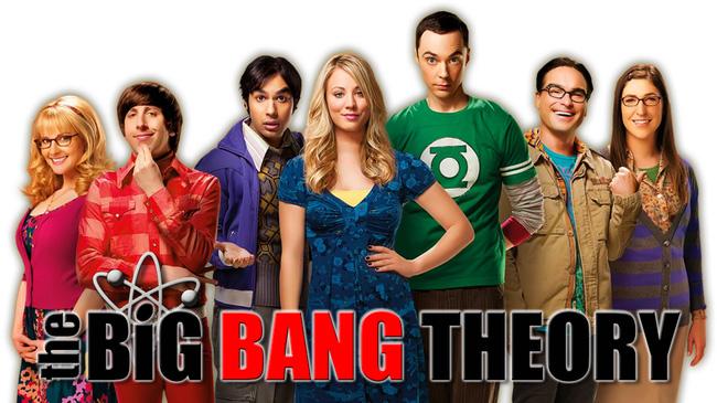 The Big Bang Theory – CBS