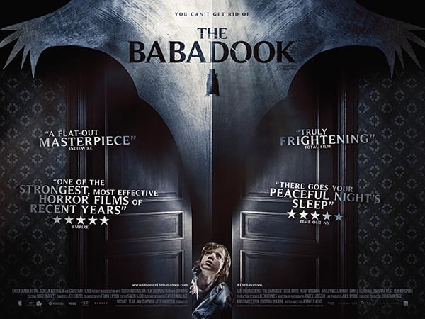 The Babadook - Sách ma (2014)