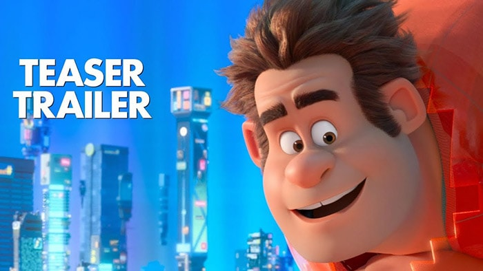 Ralph Breaks the Internet: Wreck-It Ralph 2- Bom tấn tháng 11